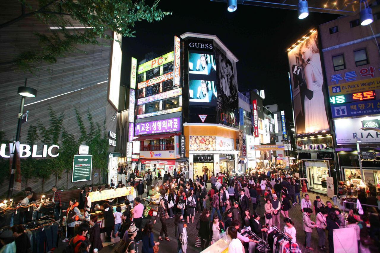 【1万5千円で行ける】韓国 ソウルのオススメスポット | DAYSE