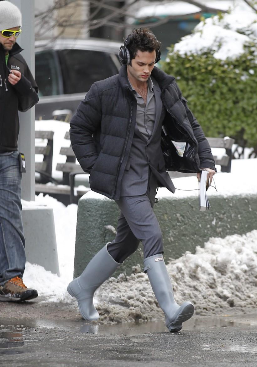 雨・雪の日のオシャレ メンズのレインブーツ着こなしファッションを攻略! Dayse