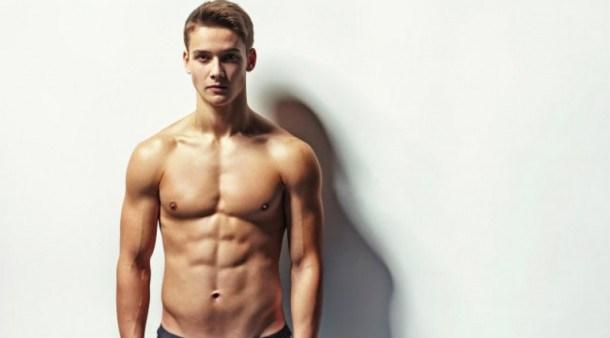筋肉男子の画像