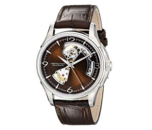 [ハミルトン]HAMILTON 腕時計 正規保証 AMERICAN CLASSIC JAZZMASTER OPEN HEART H32565595 メンズ [正規輸入品]