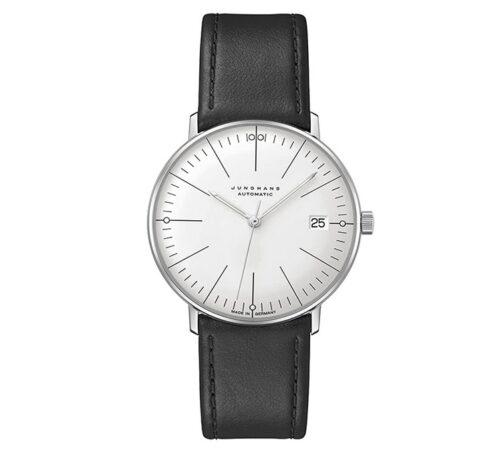 JUNGHANS(ユンハンス) 027 4105 02 腕時計 メンズ max Bill マックス・ビル サファイアガラス 機械式自動巻き 34mm 正規品