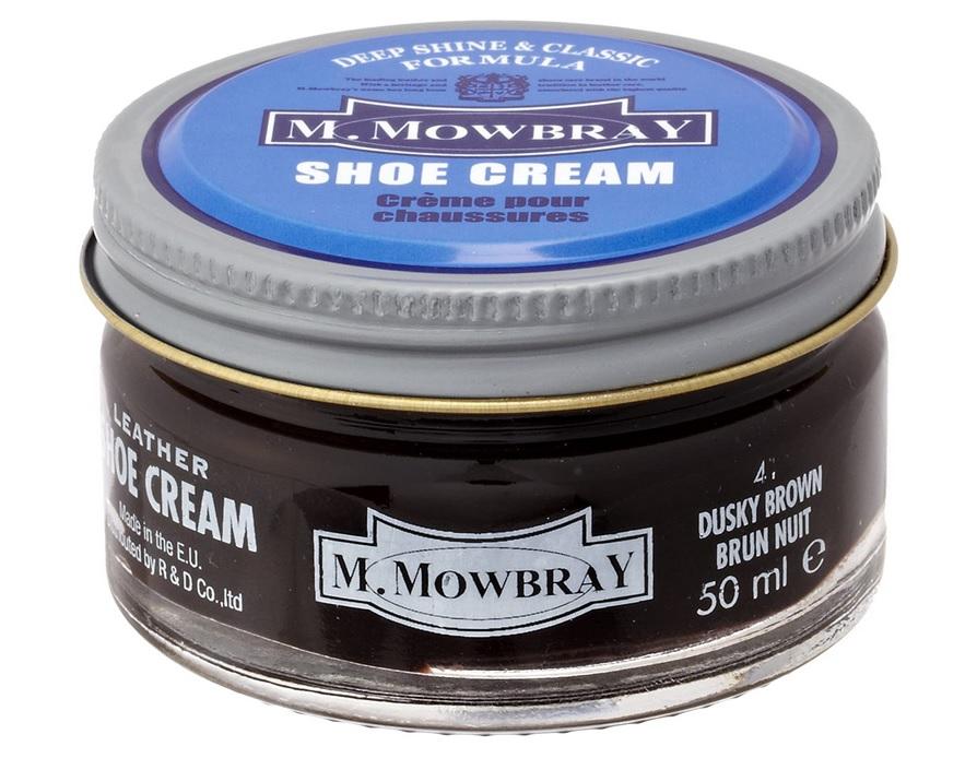 [M.モゥブレィ] シューケア 靴磨き 栄養 保革 補色 ツヤ出しクリーム シュークリームジャー Amazon
