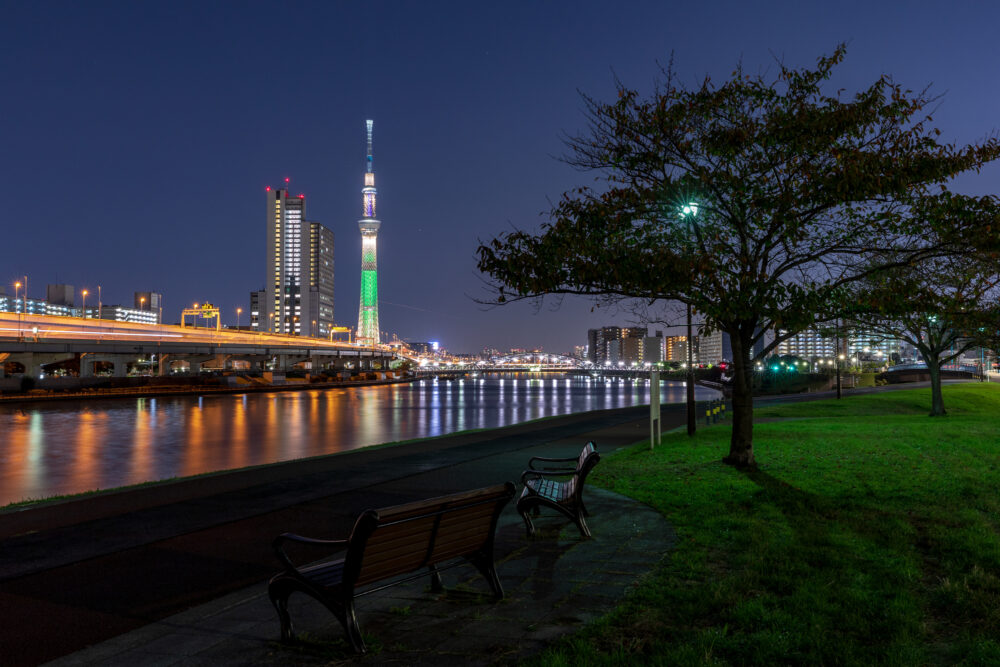 pixta_67592434_M 汐入公園