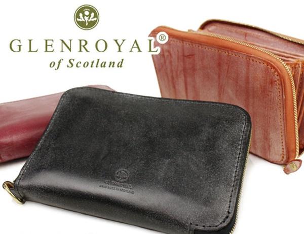 GLENROYAL財布