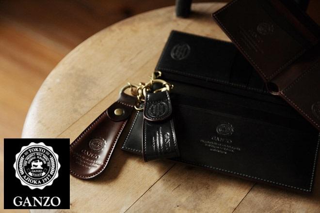 GANZO財布