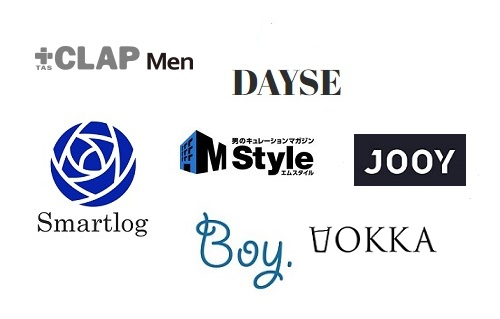 男性向けキュレーションサイト