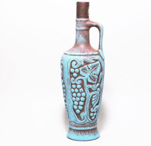 グルジア(ジョージア)ワイン サペラヴィ 陶器瓶 750ml