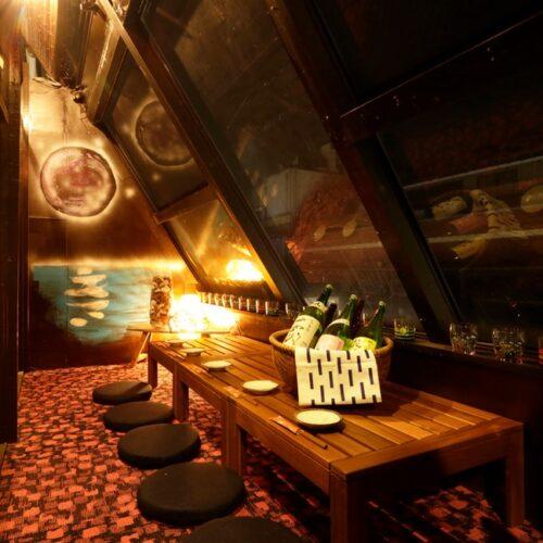北海道海鮮・ラムしゃぶ×完全個室 38ふ頭・B突堤2