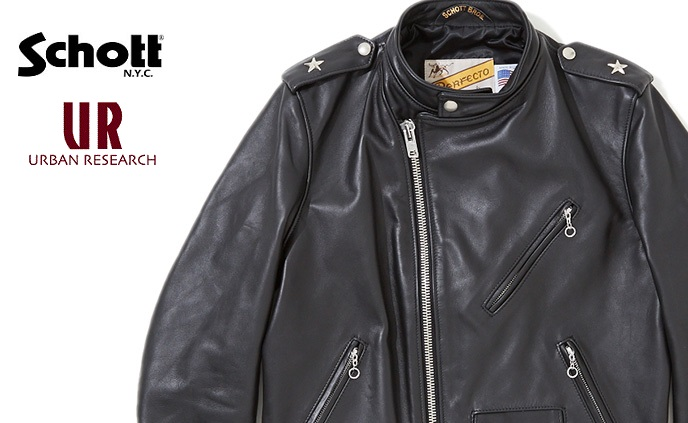 schott×URBAN RESEARCHライダース