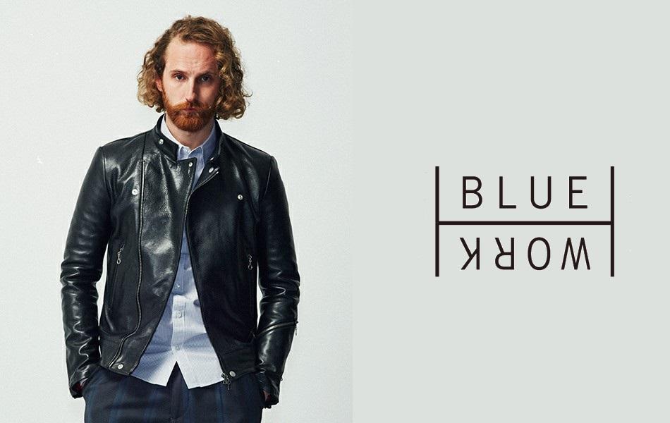 BLUE WORKライダース