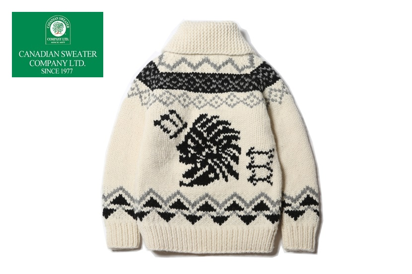 CANADIAN SWEATER