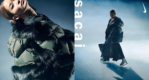 Nike x sacai Outerwear Collection