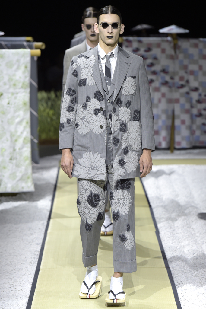 Thom Browne Men's RTW Spring 2016