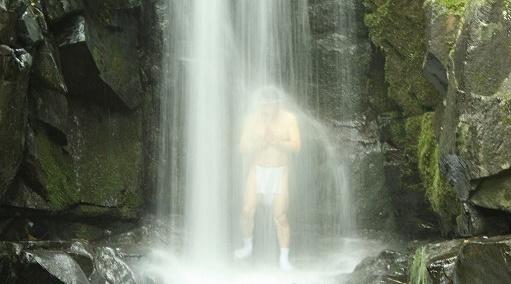 九頭竜の滝・龍神の滝