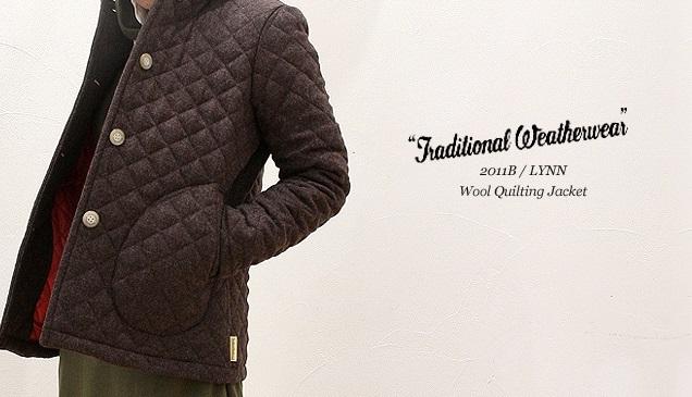 Traditional Weatherwearダウン