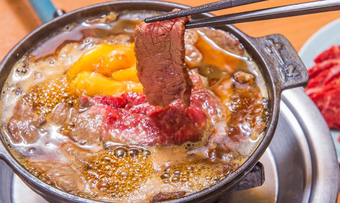 中江 桜鍋