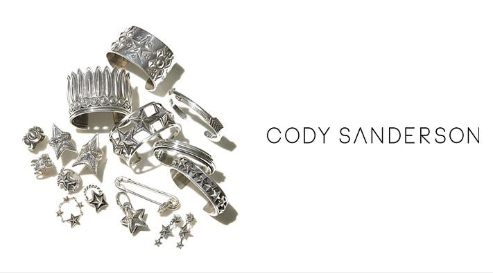Cody Sandersonアクセサリー