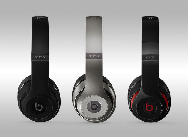 Beats by Dr.Dre Studio Wireless 3種類