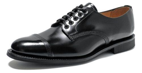 [サンダース] ストレートチップ (Military Derby Shoe)