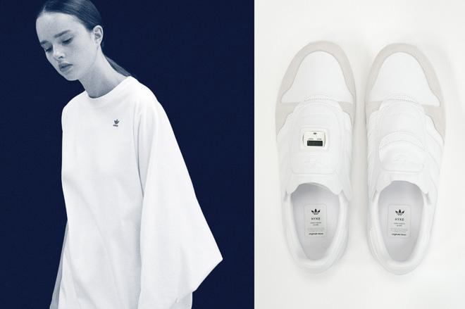 adidas Originals by HYKE 2016年 春夏スニーカーはマイクロコンピューター搭載 | DAYSE
