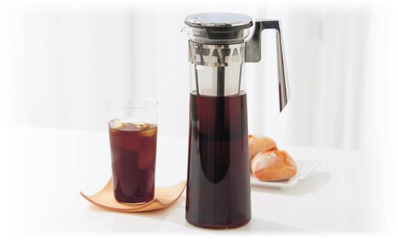 ハリオの水出しコーヒーポット