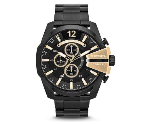 ディーゼル メンズ 腕時計 人気のデカ系クロノグラフウオッチ 3Time表示 DZ4338【並行輸入品】