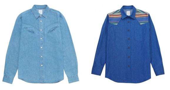 メンズシャツ (2)