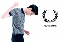FRED PERRY×RAF SIMONS