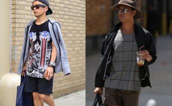 メンズ夏ファッション2016