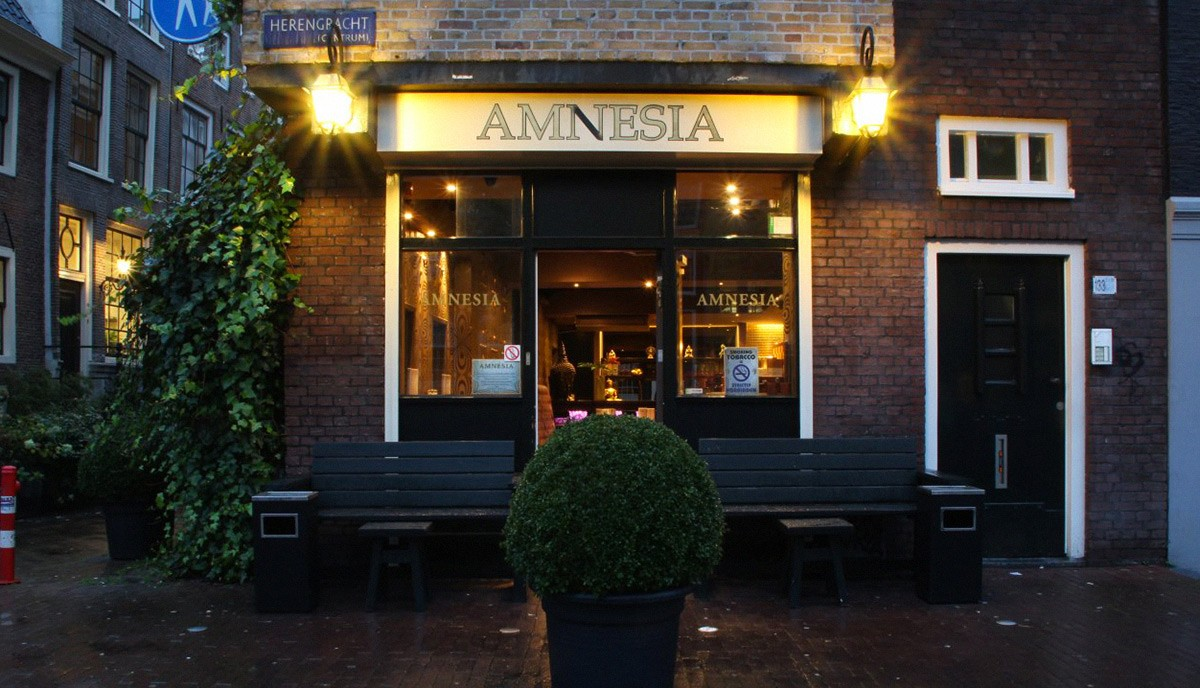 アムステルダムのコーヒーショップ (9)