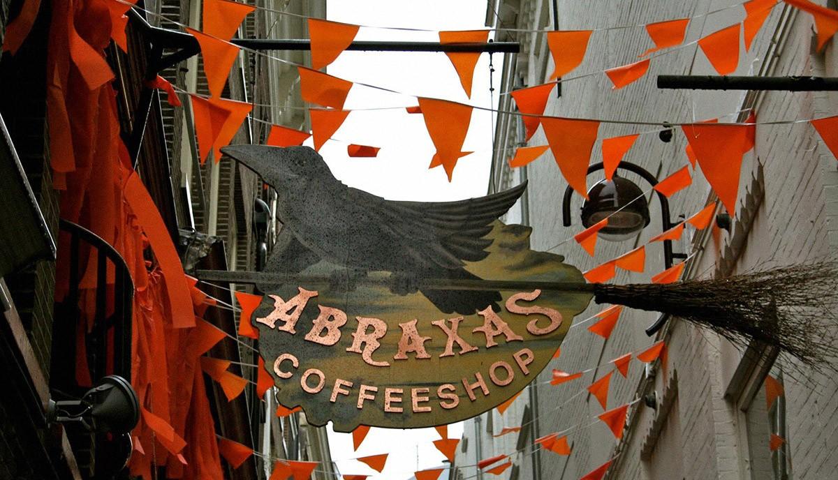 アムステルダムのコーヒーショップ (2)