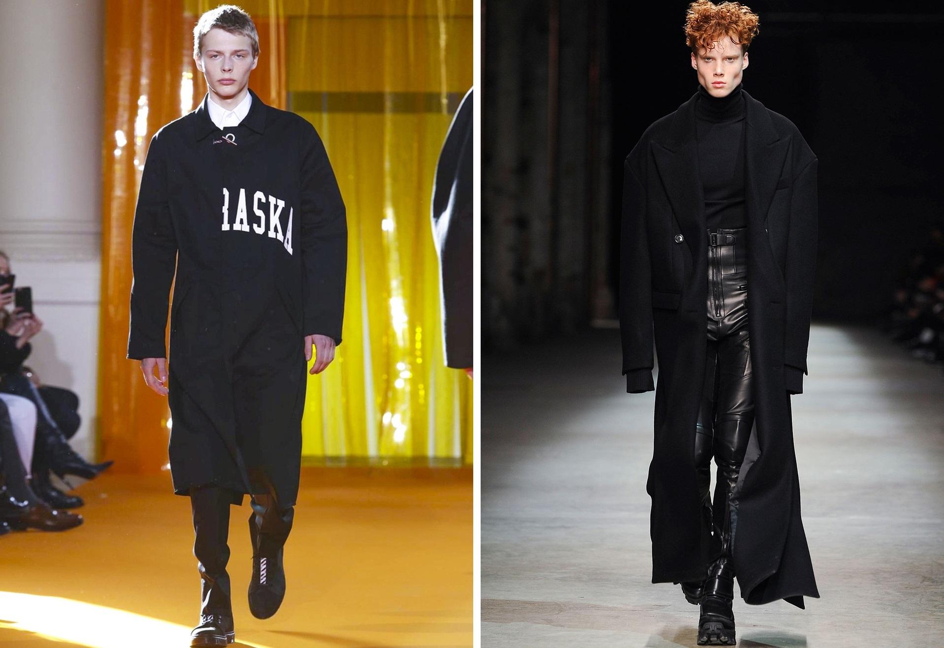 コレクションに目をやると、メンズファッションにおける2016年,17年の流行キーワードの一つに「コート」が挙げられます。中でもややビッグなシルエットのタイプや、