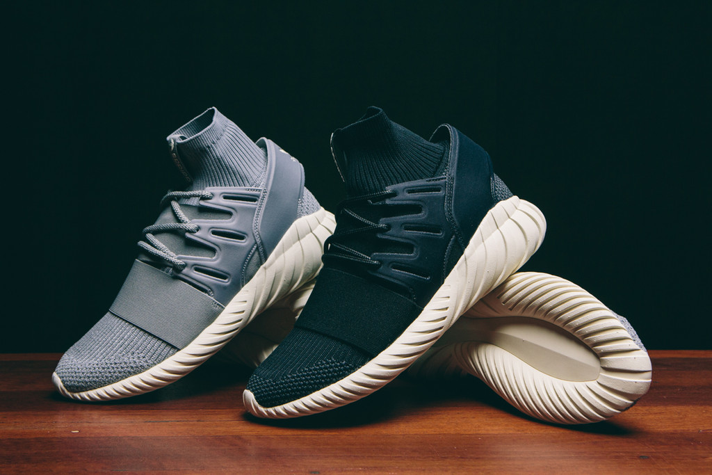 ADIDAS ORIGINALS TUBULAR DOOM PRIMEKNIT CORE