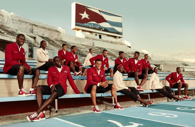 リオ五輪キューバ代表クリスチャン・ルブタン