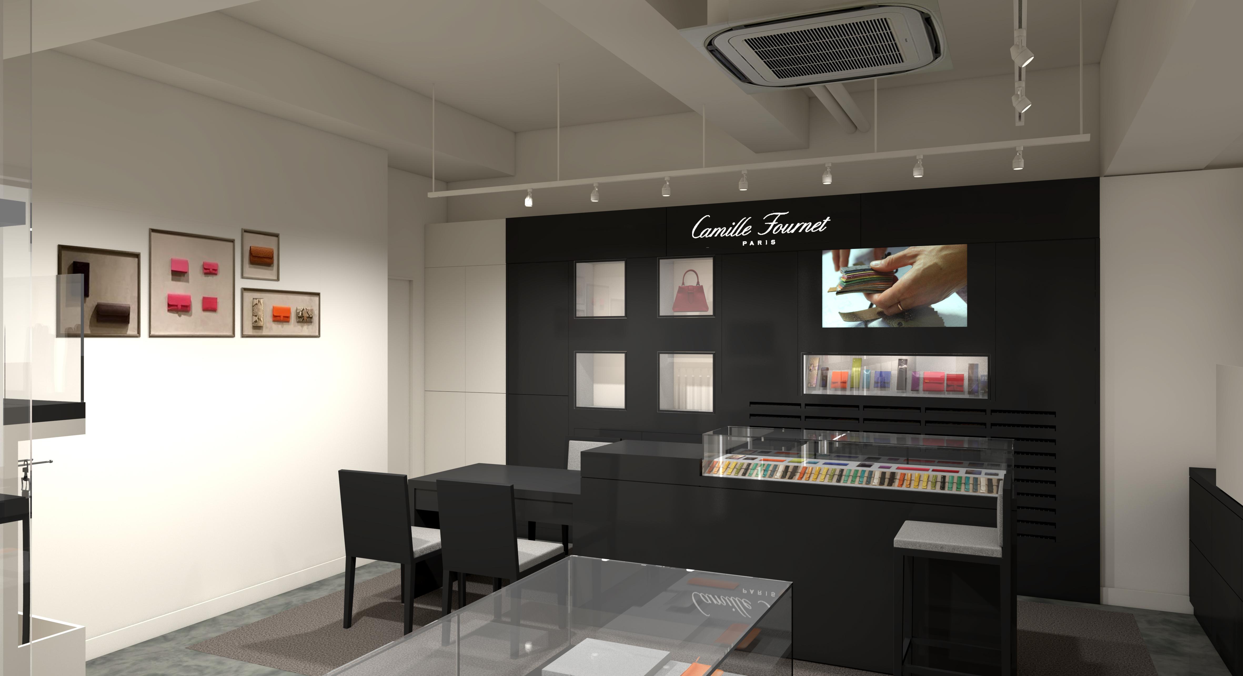 カミーユフォルネ銀座店 (3)