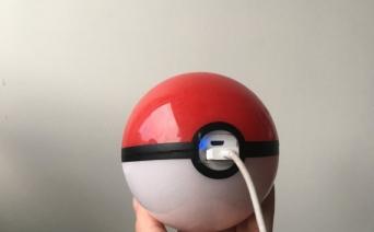 モンスターボール型バッテリーチャージャー2