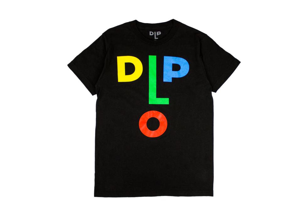 DIPLOティーシャツ