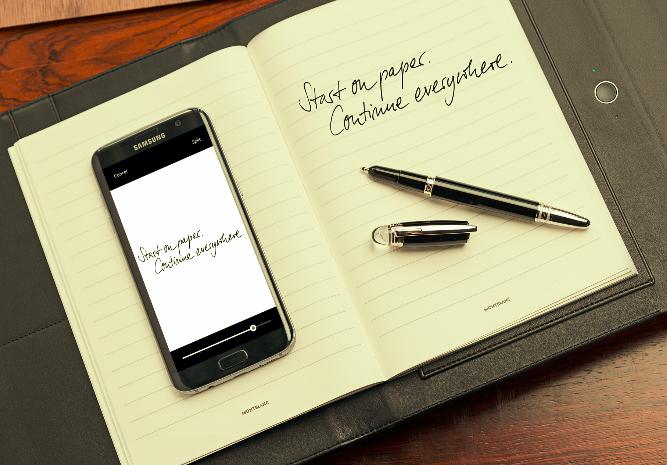 Montblanc(モンブラン)デジタルペン