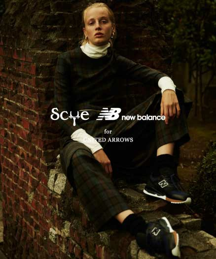 New Balance×Syce×unitedarrows4
