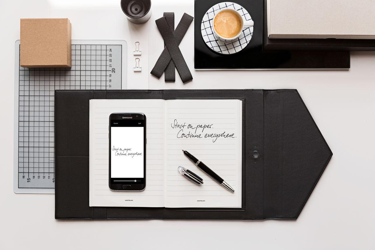 Montblanc(モンブラン)デジタルペン2