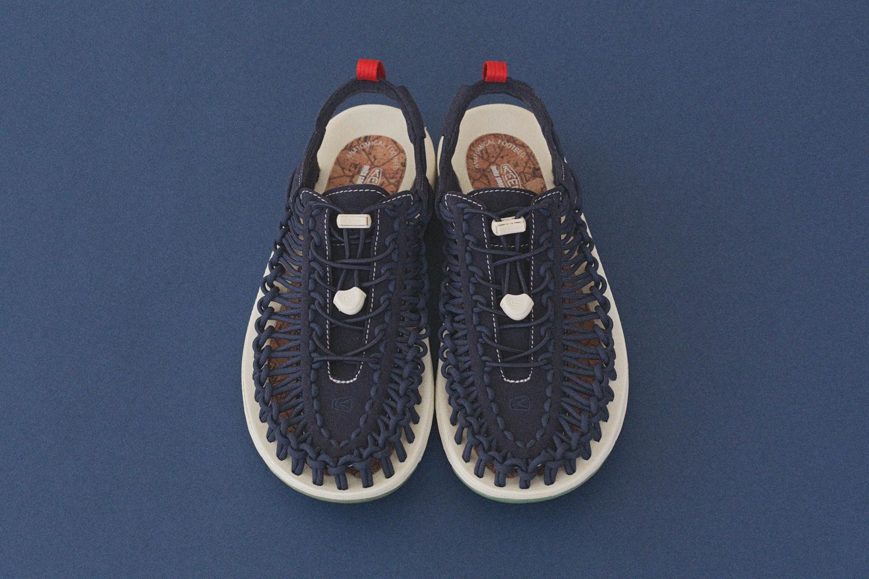 KEEN UNEEKのmita sneakers別注2017年モデルが発売