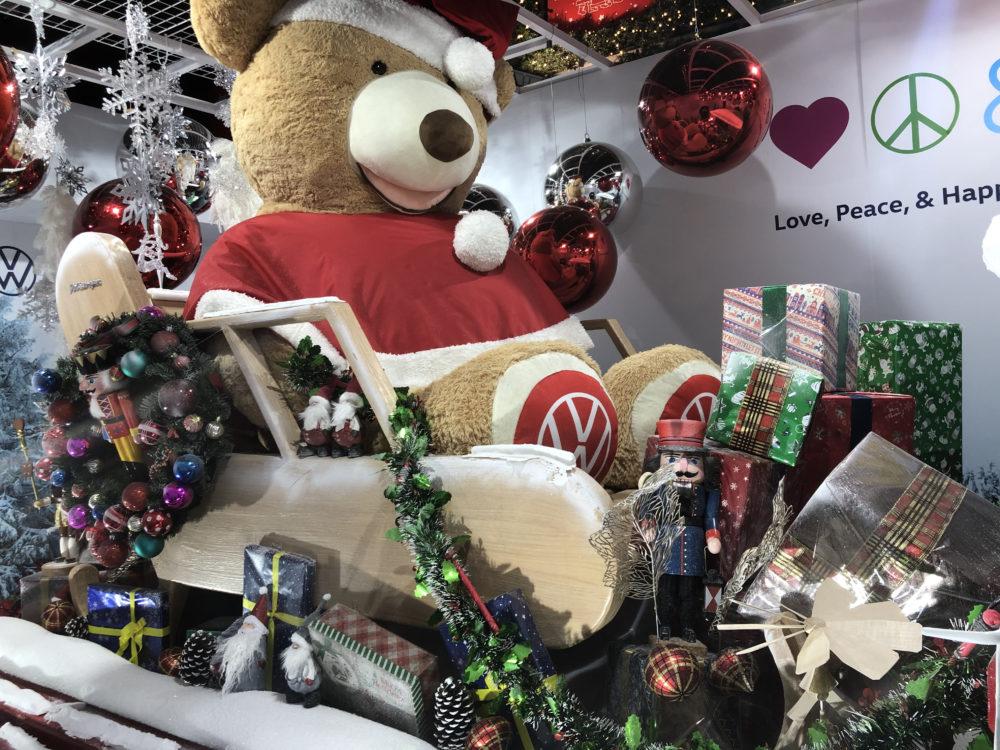 六本木クリスマスマーケット 入口
