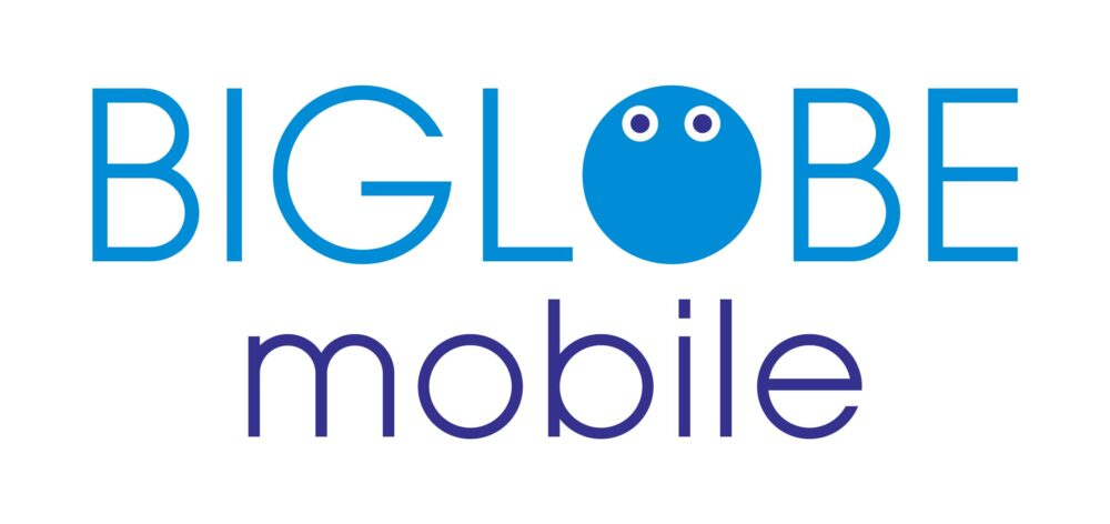 BIGLOBEmobileロゴ
