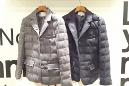 普通のダウンジャケットはもう古い!? テーラード、Pコート型など「新型ダウン」15モデル