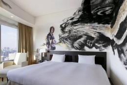 汐留のホテル客室を使ったアートフェア「ART in PARK HOTEL TOKYO 2016」3月に開催