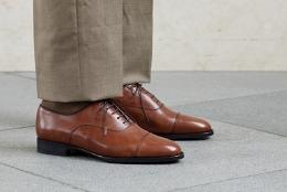 【14種類を解説!】知っておきたい、革靴の種類と選び方