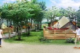 「GRAX(グラックス) 」京都初のアウトドアとグランピング、温泉が楽しめる新施設がオープン