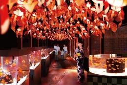 23品種1,000匹が展示される金魚づくしイベント「金魚ワンダーランド」すみだ水族館で開催