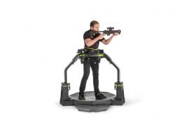 ゲーム内を実際に歩ける歩行型VRデバイス「Virtuix Omni」が国内発売!予約受付を開始