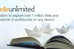 月額980円で12万冊以上の本が読み放題に。「Kindle Unlimited」が日本でスタート